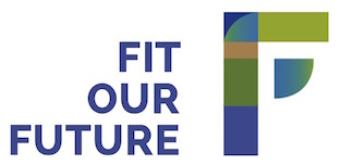 Fit Our Future Logo