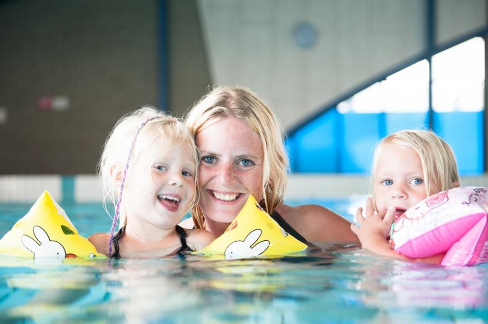 Klein vaarwater binnen 10 jaar energieneutraal fit our for Klein zwembad
